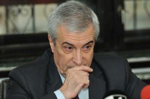 Călin Popescu Tăriceanu, președintele Senatului