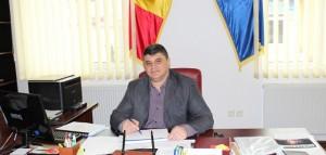 Ninel Boșcu, primarul comunei Domnești