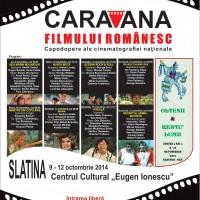 Afis Caravan Slatina web