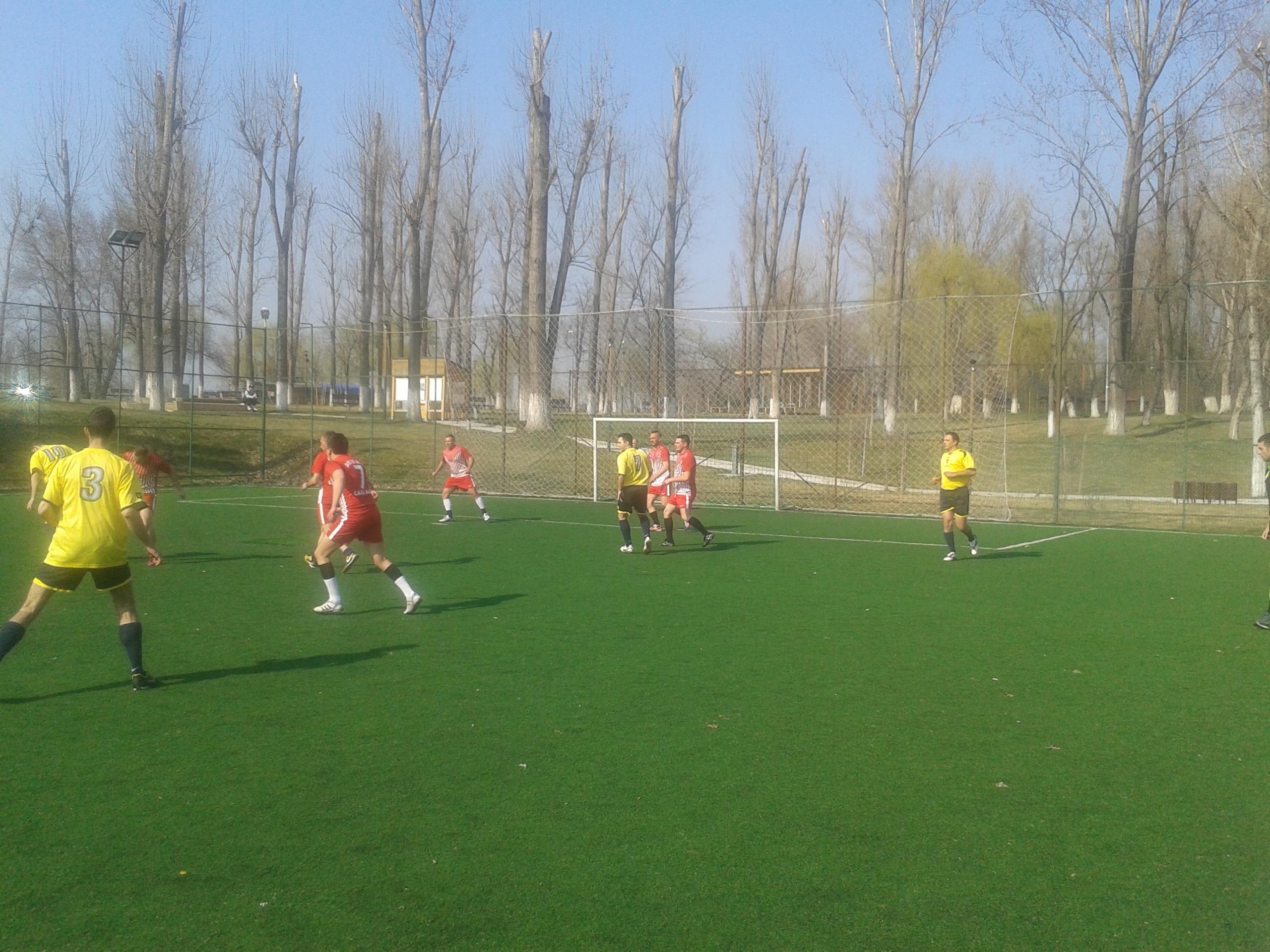 Bragadiru Snagov 2-0