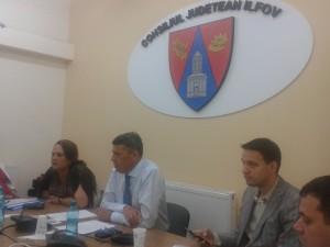 CJ Ilfov sedinta