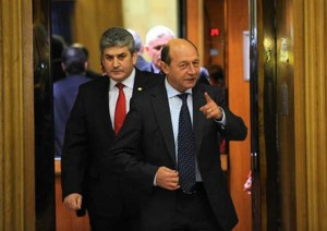 OPrea - Basescu