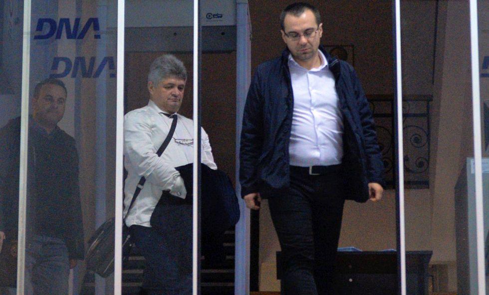 Florin Secureanu pus sub acuzare de catre DNA, 09.12.2016, Bucuresti