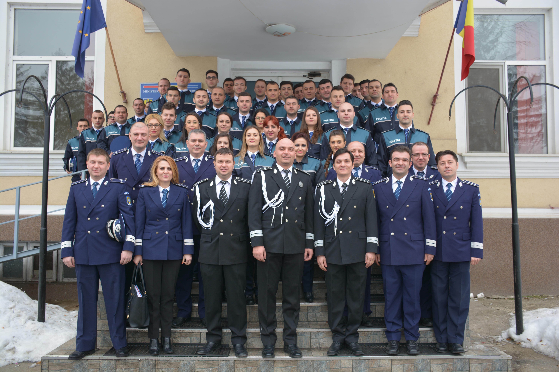 noi politisti IPJ Ilfov